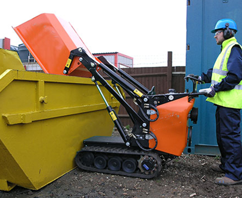 Dumpers & Tracked Barrows