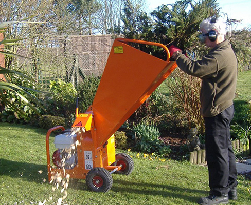 Garden Shredders & Woodchippers